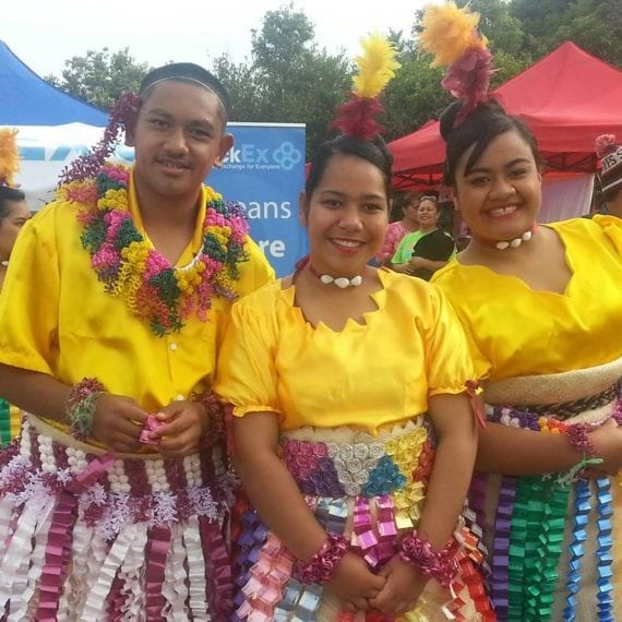 Helping communities in the Pacific Islands. KlickEx has sponsonred local Sport and Culture day in New Zealand.